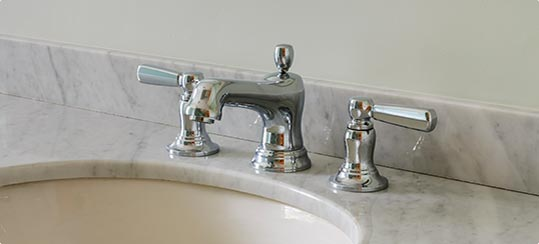 Two Handle Faucet